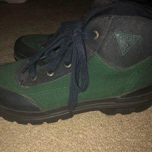 Vintage combat boots